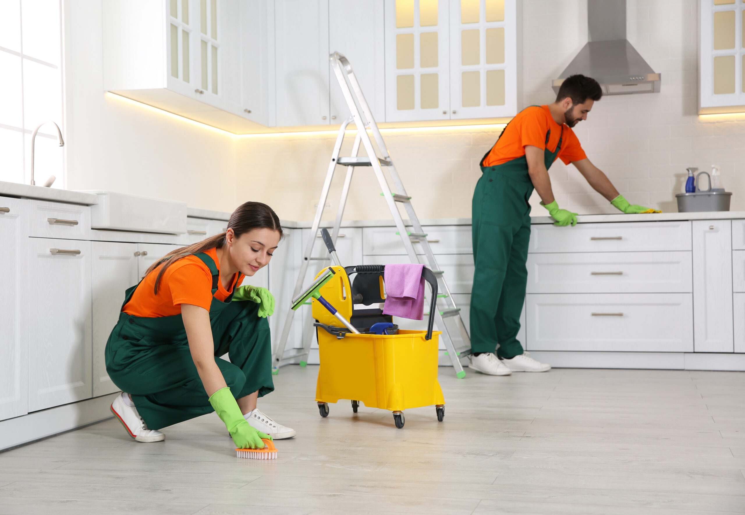 Bond Cleaning Annerley